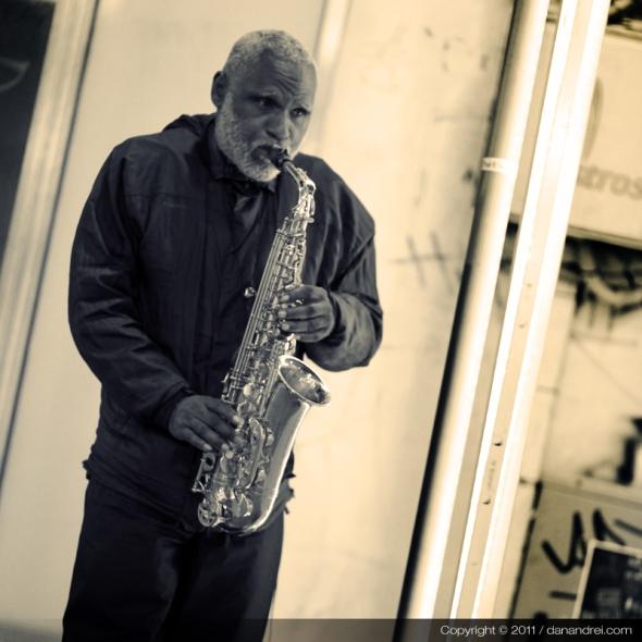 mobile saxophone
